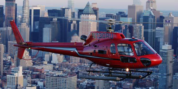 Big Apple Tour by Liberty Helicopters 3