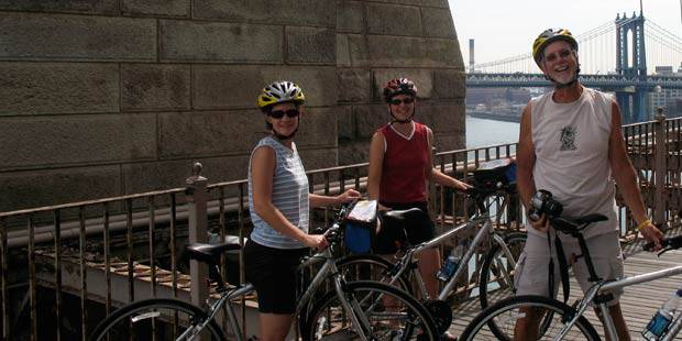 Brooklyn Bridge Bike Tour 2