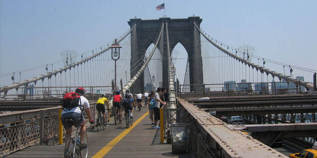 Brooklyn Bridge Sightseeing Bike Tour 1
