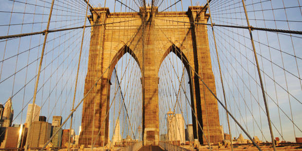 Tour del ponte di Brooklyn 1