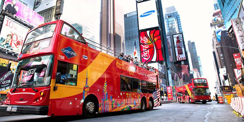 New York City Hop On Hop Off Bus Deals