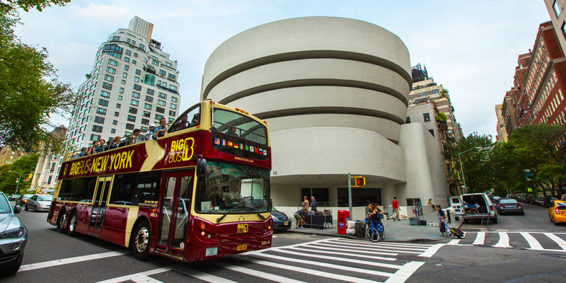 New york city in a day pass visit 4 top attractions for Places to see in new york city in one day