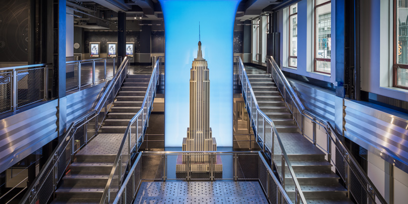 Empire State Building Observatory 2