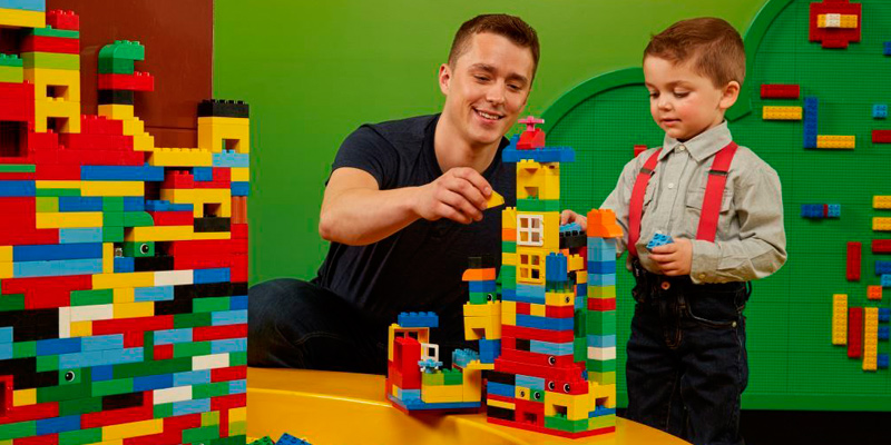 LEGOLAND® Discovery Center New York Tickets - Save Up to 50% Off