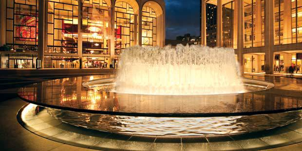 Lincoln Center for the Performing Arts 1