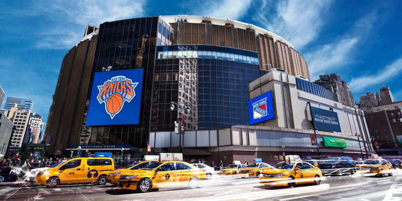 Recorrido por el Madison Square Garden 1
