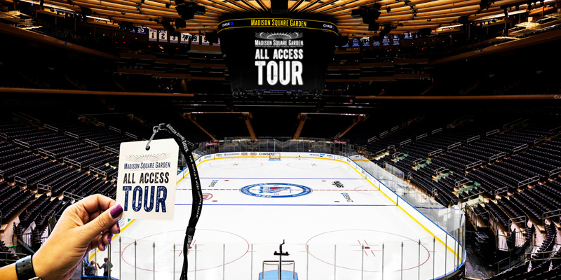 Madison Square Garden Tour 2