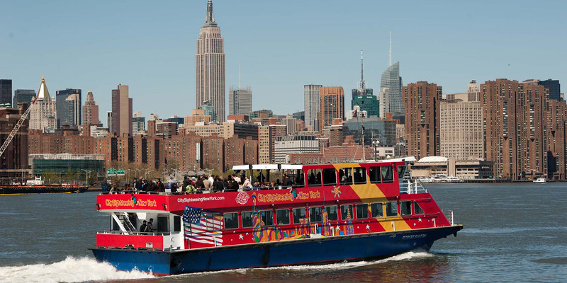 NY Waterway Tours 90 Minute City Lights Cruise 1
