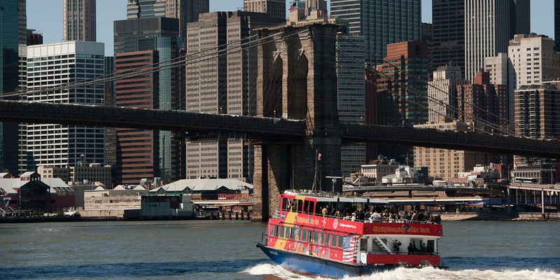 NY Waterway Tours 90 Minute Skyline Cruise 2