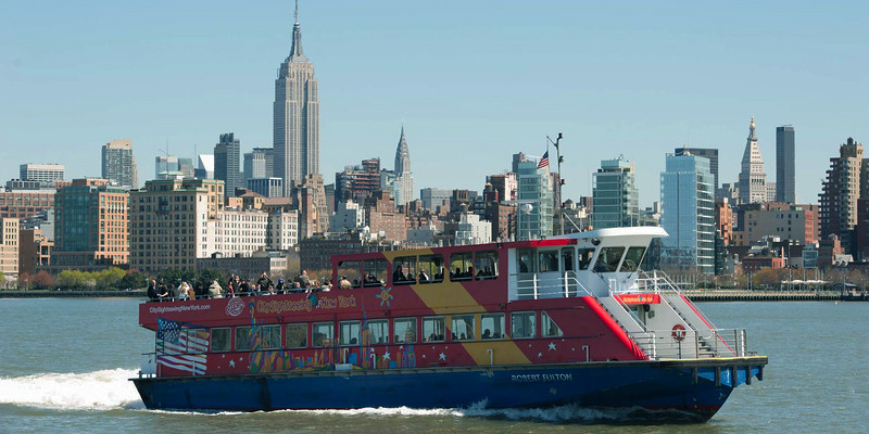 NY Waterway Tours 90 Minute Skyline Cruise 3