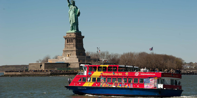 NY Waterway Tours 90 Minute Skyline Cruise 4