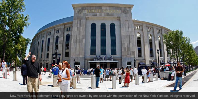 Yankees Stadium Tour New York Pass
