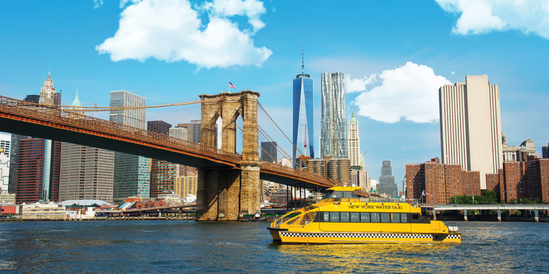 New York Water Taxi Hop On Hop Off: giornata intera 1