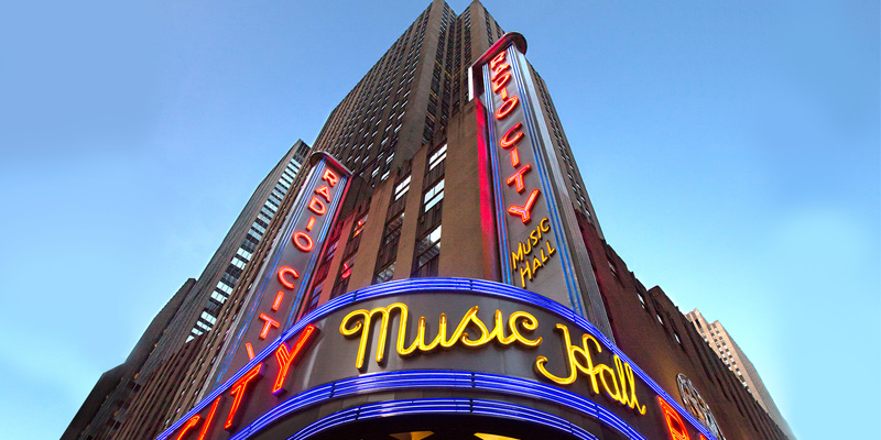 Recorrido Radio City Music Hall Stage Door 1