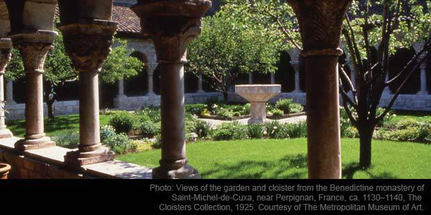 Le Cloisters Museum and Gardens 1