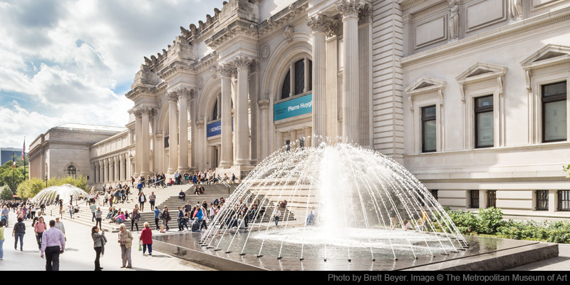 The Metropolitan Museum of Art with Audio Tour