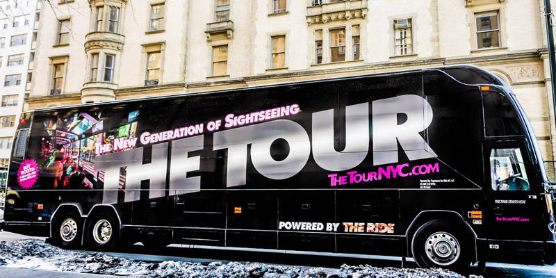 The Tour Nyc 1