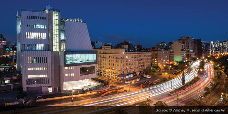 Whitney Museum of American Art 1