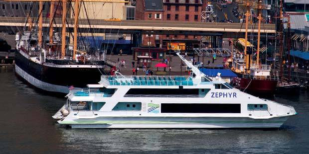 Zephyr Seaport Liberty Cruise Go Select Pass By Smart