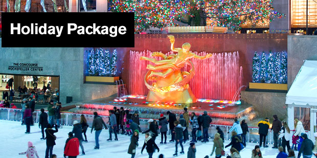 NYCGo Holiday Package