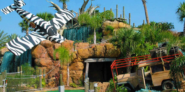 Congo River Adventure Golf Orlando 21
