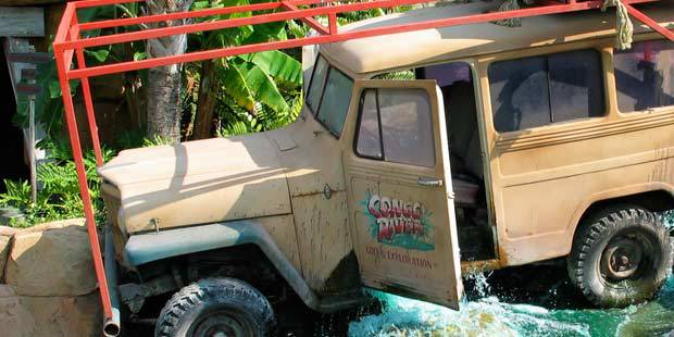 Congo River Adventure Golf Orlando2 5