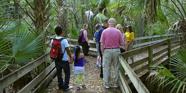 Florida Eco Safaris at Forever Florida 2