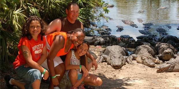 Gatorland The Alligator capitale mondiale 1