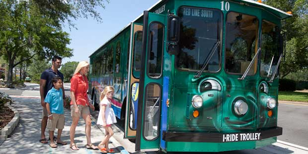 I Ride Trolley Pass 3