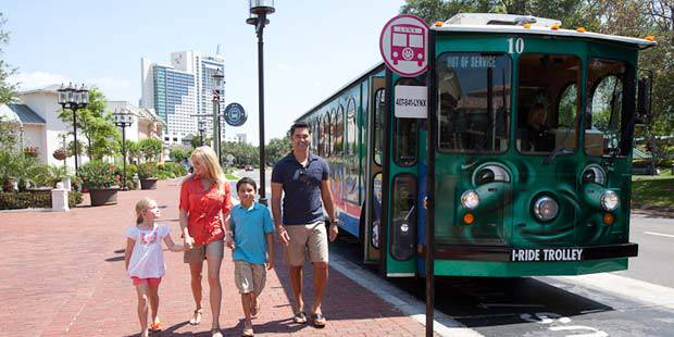 I Ride Trolley Pass 4
