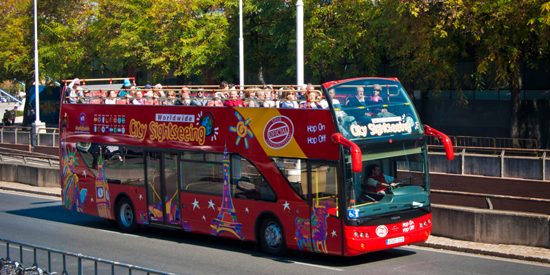 City Sightseeing Hop On Hop Off 24 Hour 1