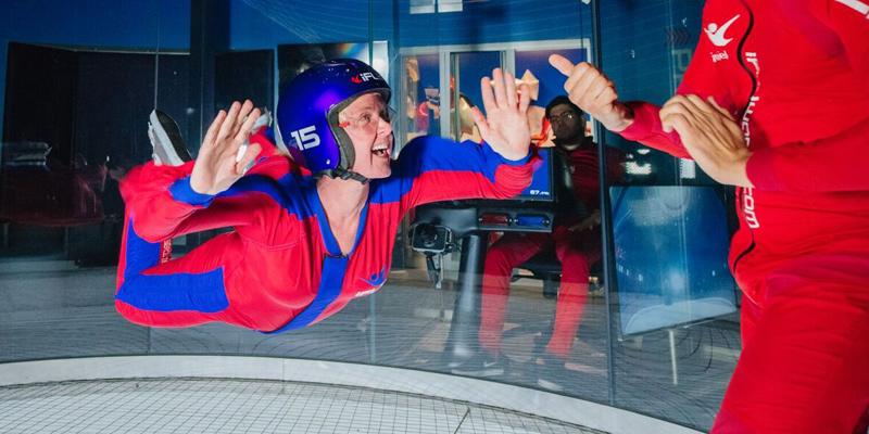 iFly Indoor Skydiving Discounts - Included on San Antonio ...