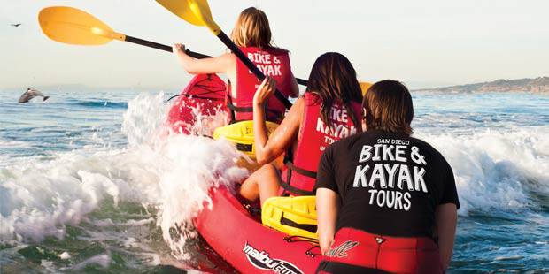 Bike and Kayak Tours Inc pt 1