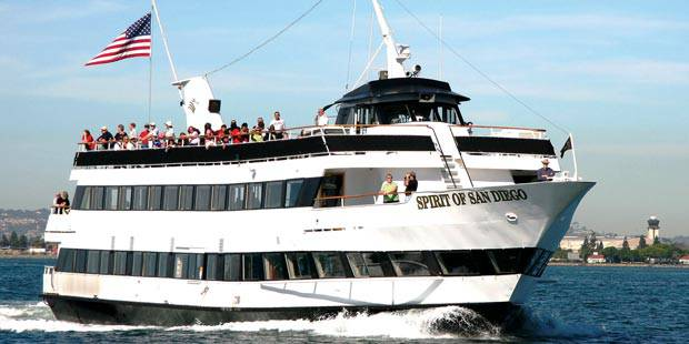 Flagship Cruises and Events One Hour Tour 1