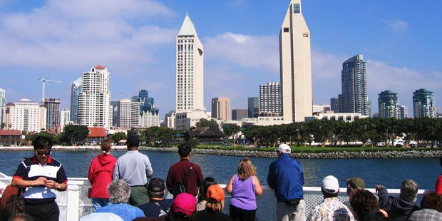 One Hour San Diego Harbor Tour by Flagship Cruises