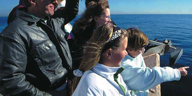 Flagship Cruises and Events Whale Watch 4