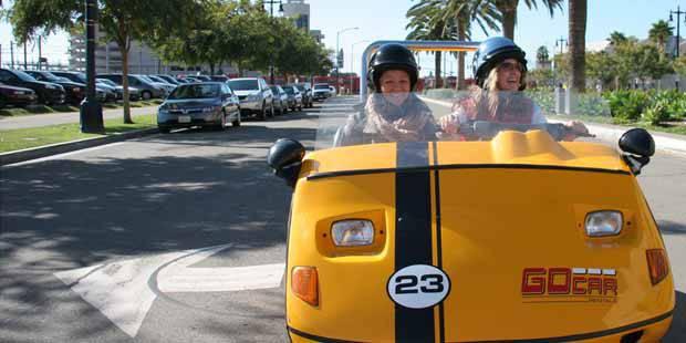 San Diego Car Rental New Driver