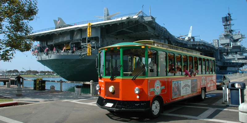 San Diego Old Town Trolley Tours Reviews