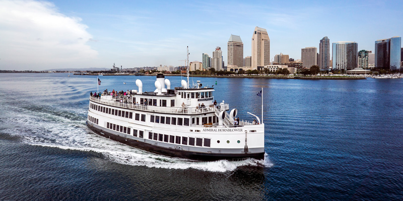 One Hour San Diego Harbor Cruise by Hornblower Cruises