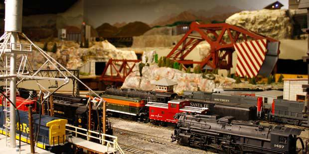 San Diego Model Railroad Museum 2