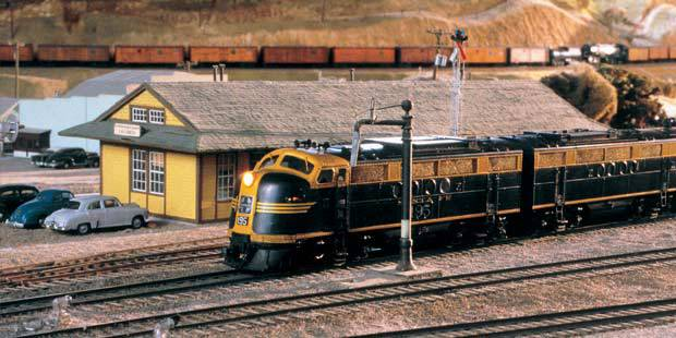 San Diego Model Railroad Museum 4