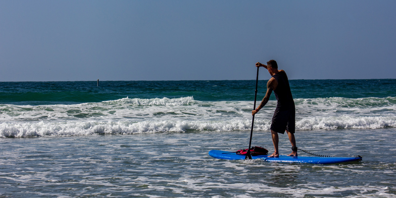 Stand Up Paddle Board La Jolla 1