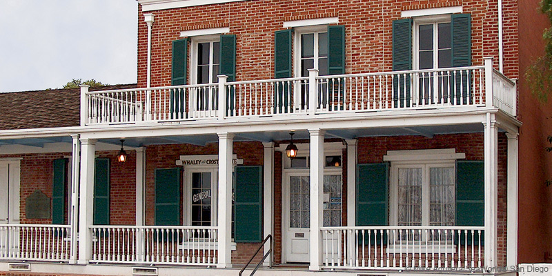 The Whaley House Museum 1