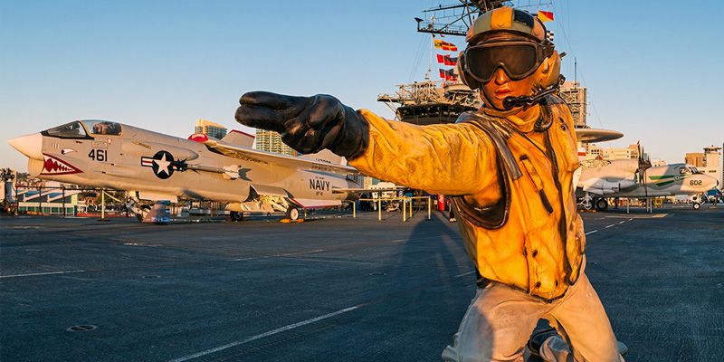 USS Midway Museum 4