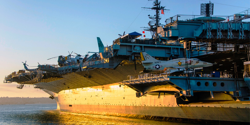 USS Midway Museum 5