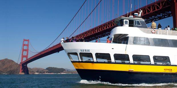 Angel Island Ferry e Visit 1