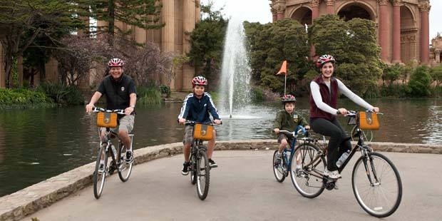 Bay City Bike Rental and Tours 3