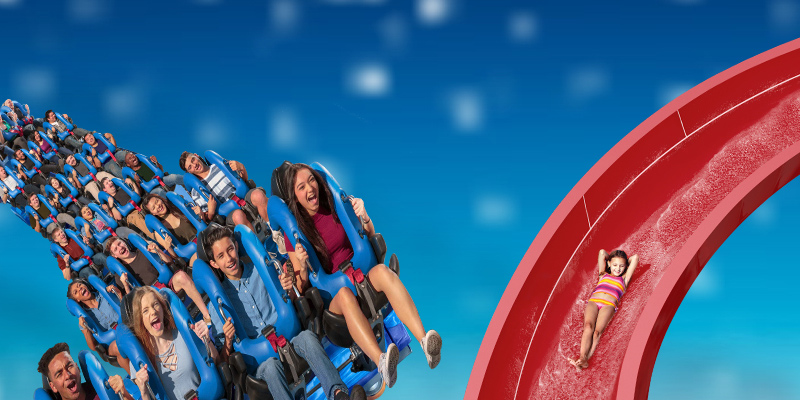 Californias Great America Discounts Save Up To 20 Off