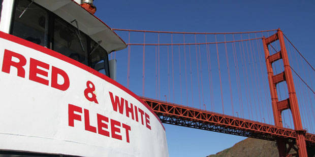 Golden Gate Bay Cruise Red and White Fleet 5