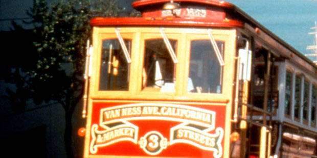 Gray Line Trolley Tour 1
